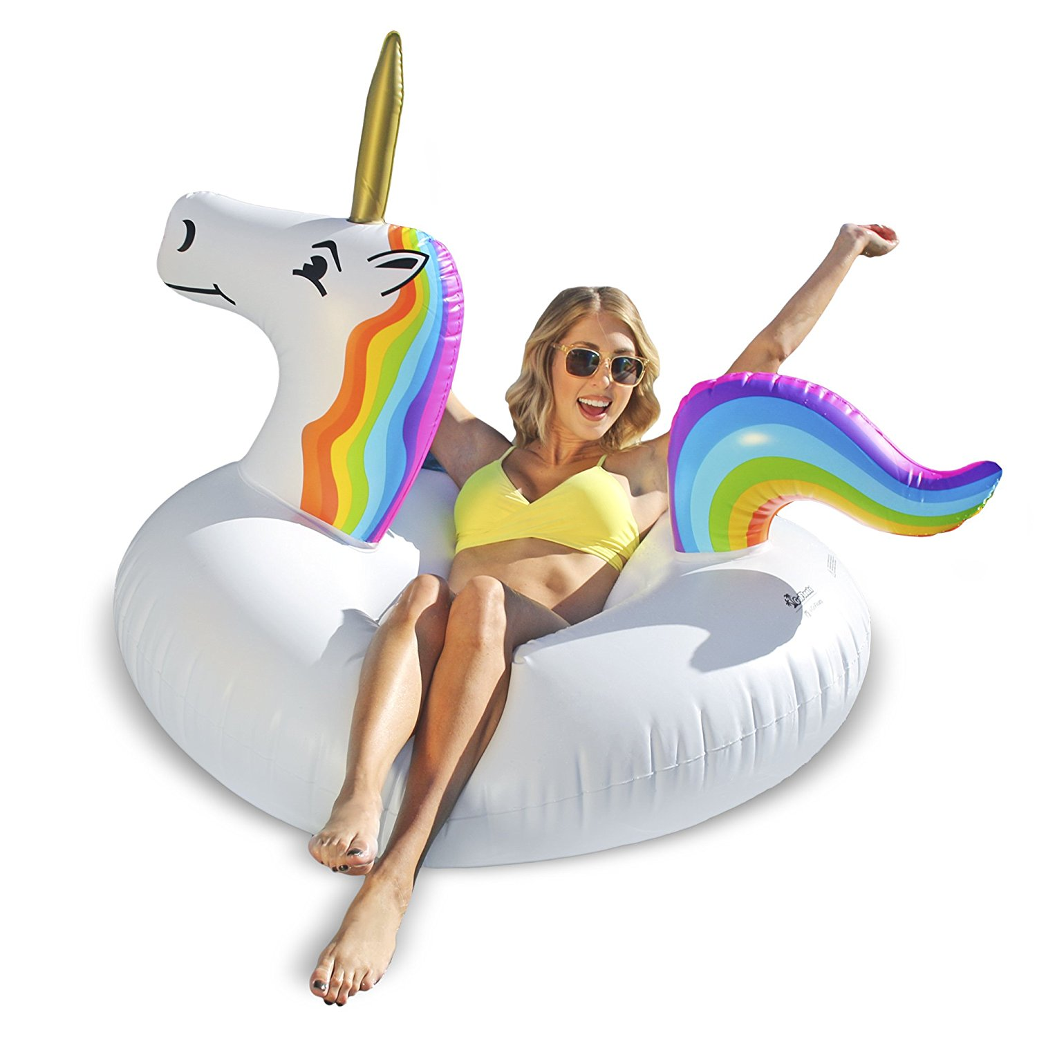 3 Foot Tall Unicorn Pool Float