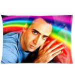 Dreamy Nicolas Cage Pillow Case