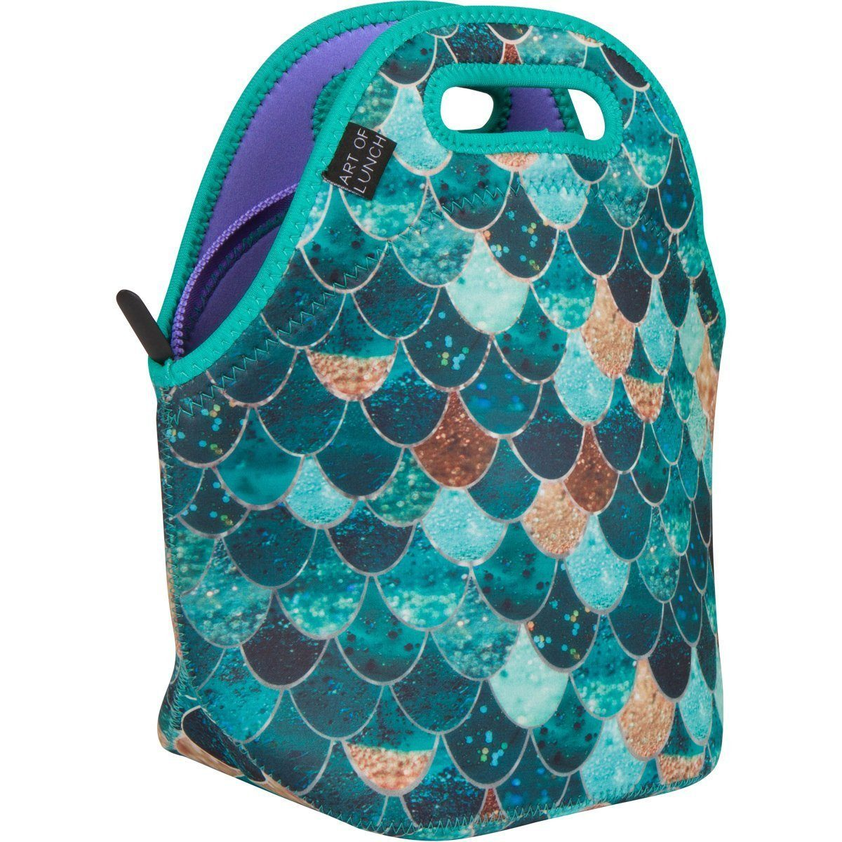 Mermaid Neoprene Lunch Bag