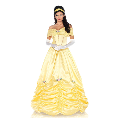 Classic Disney Princess Belle Costume