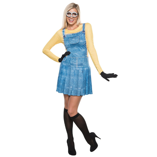 Despicable Me Minion Halloween Costume