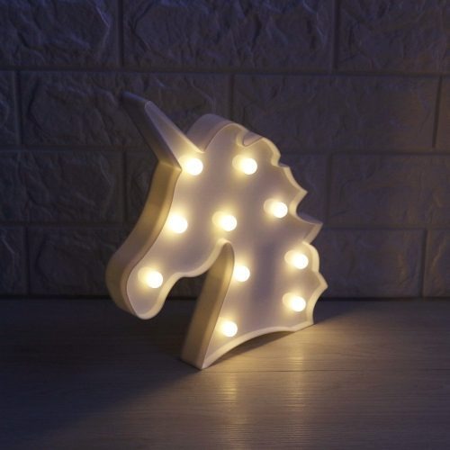 LED Unicorn Room Decoration