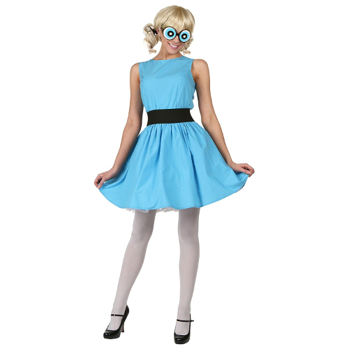 Bubbles Powerpuff Girls Costume