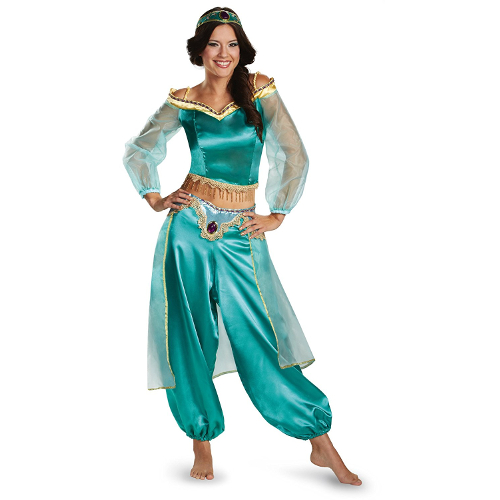 Disney Princess Jasmine Costume Itemsforangels