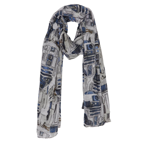 R2-D2 Star Wars Scarf